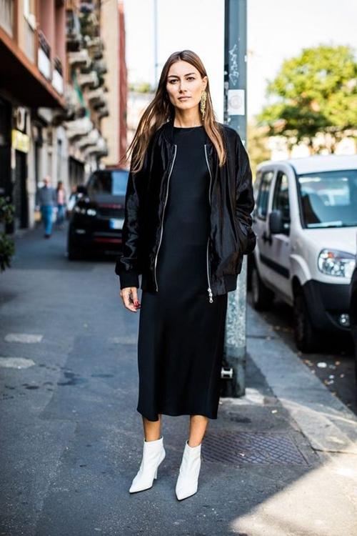Nếu chán mặc váy đi làm thì đây là 4 công thức đẹp tuyệt cho bạn