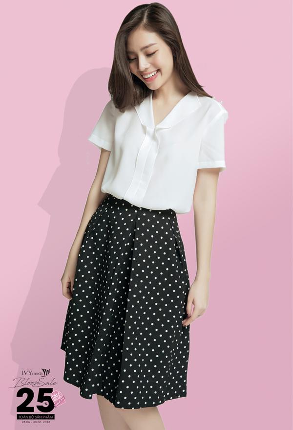 IVY moda tung Bloom Sale giảm giá toàn bộ sản phẩm