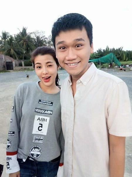 Chân dung bạn gái BTV - MC xinh đẹp của Mr Cần Trô Xuân Nghị