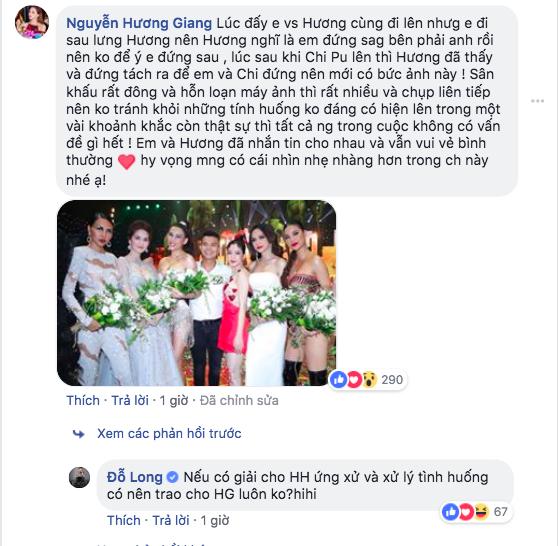 Sau scandal chèn ép, Hương Giang bất ngờ làm điều này với Phạm Hương