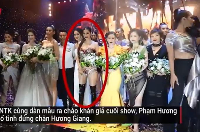Tuyên bố bỏ facebook, HH Phạm Hương bị phát hiện dùng nick cá nhân