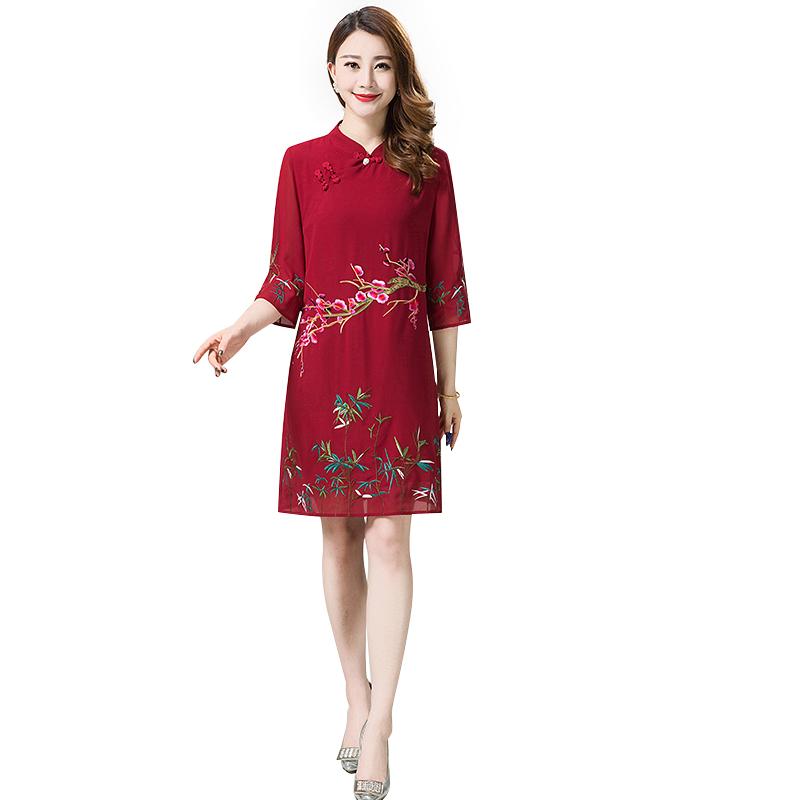 Gợi ý các kiểu váy liền tuổi nào mặc cũng đẹp