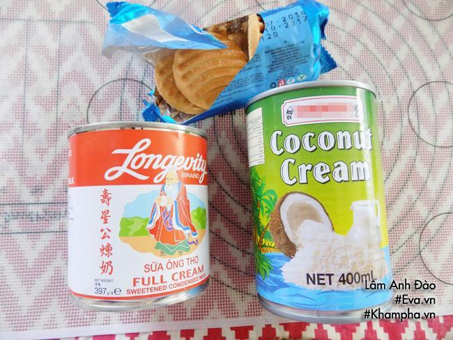 Cách làm kem sữa dừa thơm béo, lạnh tê lưỡi, ngon rụng rời với 3 bước đơn giản