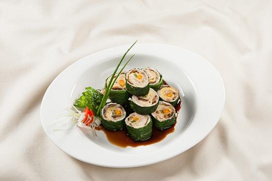 Cách làm thăn heo cuốn cải hấp lạ miệng, đổi vị cho bữa cơm gia đình