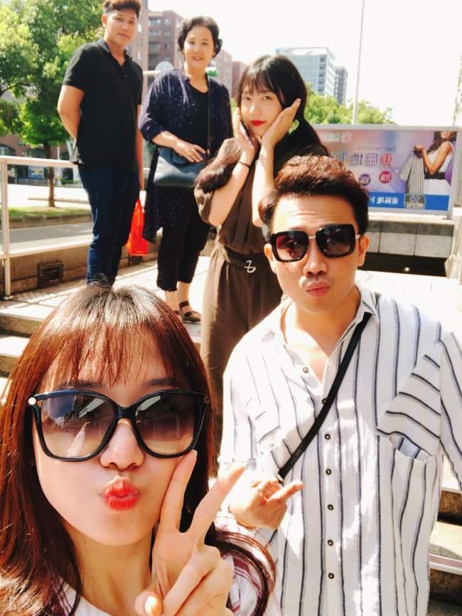 Trấn Thành gác lại công việc, đưa Hari Won sang nước ngoài đón sinh nhật lãng mạn