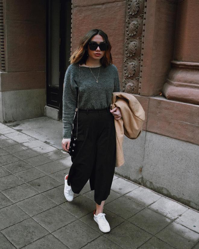 Dù đùi to nhưng cô nàng blogger này vẫn tự tin mặc đẹp nhờ 4 bí kíp đơn giản này