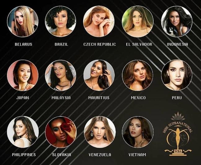 Minh Tú vẫn chưa được mời tham dự cuộc thi Hoa hậu Siêu quốc gia 2018