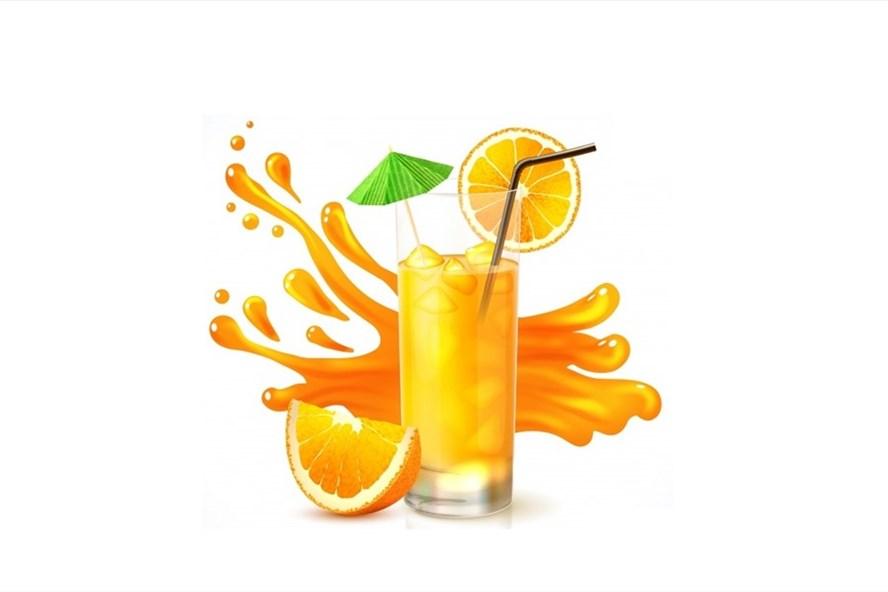 Uống cốc nước cam mỗi ngày giúp đánh tan mỡ bụng dày, giúp thải độc hiệu quả
