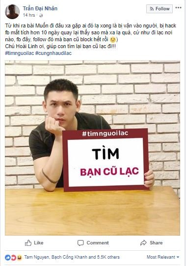 Sao Việt và cộng đồng mạng xếp hàng đặt dịch vụ thám tử Hoài Linh