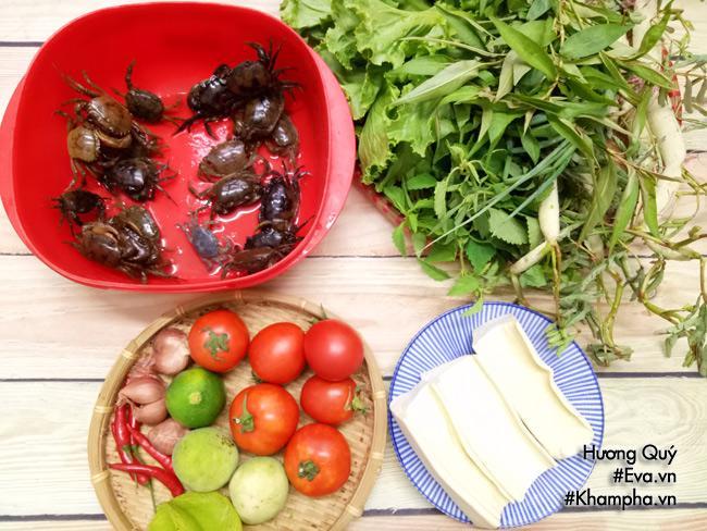 Cách nấu riêu cua chua chua thanh mát đảm bảo ngày hè ai ăn cũng thích