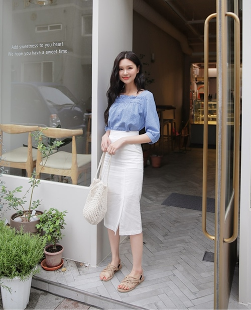 Học cách mặc đồ công sở cực xinh của thư ký Kim