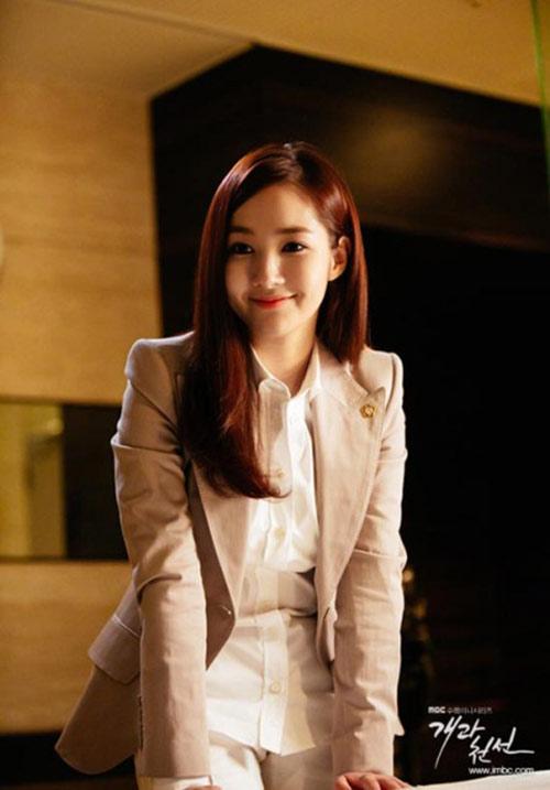 Thư ký Kim Park Min Young và hành trình vịt hóa thiên nga, xứng tầm đại mỹ nhân dao kéo bậc nhất showbiz Hàn