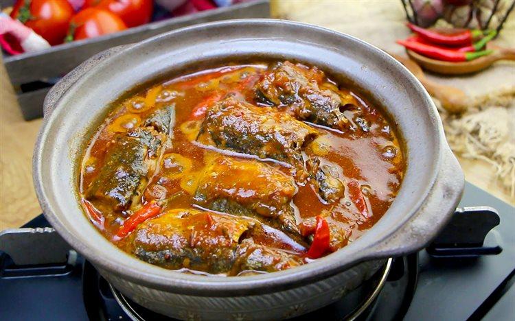 Trôi cơm với món cá biển kho đậm đà, thơm nức