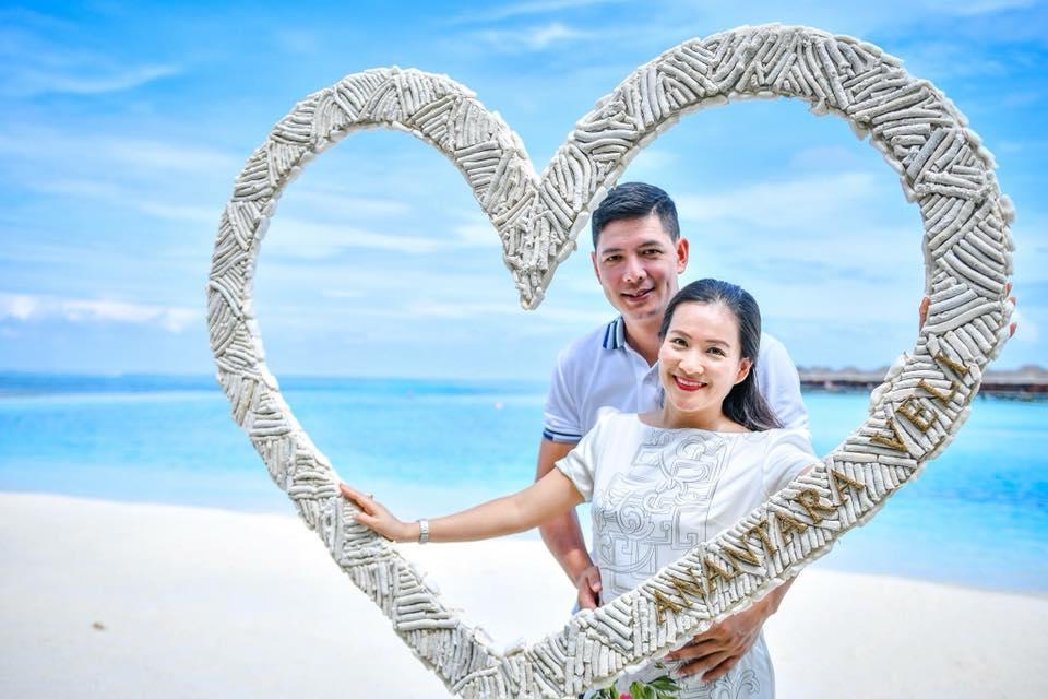 Vợ đại gia của Bình Minh tiết lộ chiêu giữ gia đình trước sóng gió