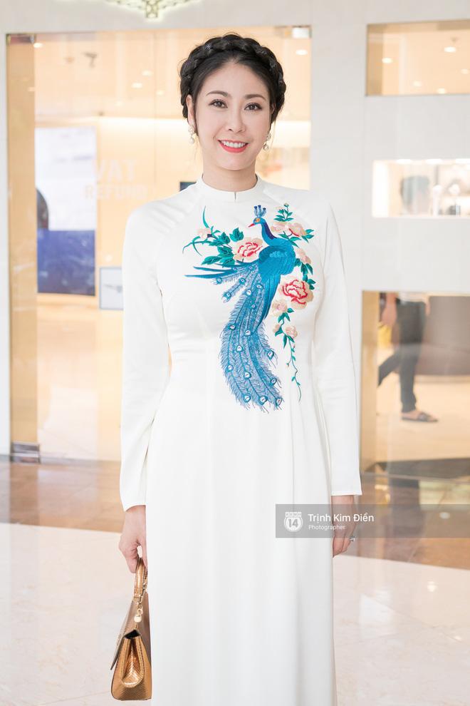 Ham hố chặt chém, Á hậu Huyền My trông như bạn cùng lứa với Hoa hậu Hà Kiều Anh