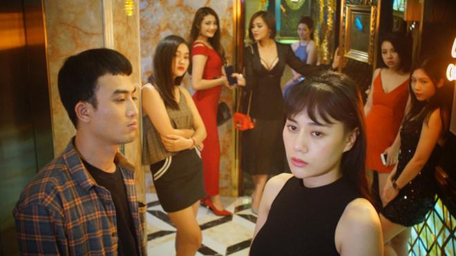 Diễn viên Quỳnh búp bê tố bị đoàn phim bôi nhọ, nhận vai vì ham sex