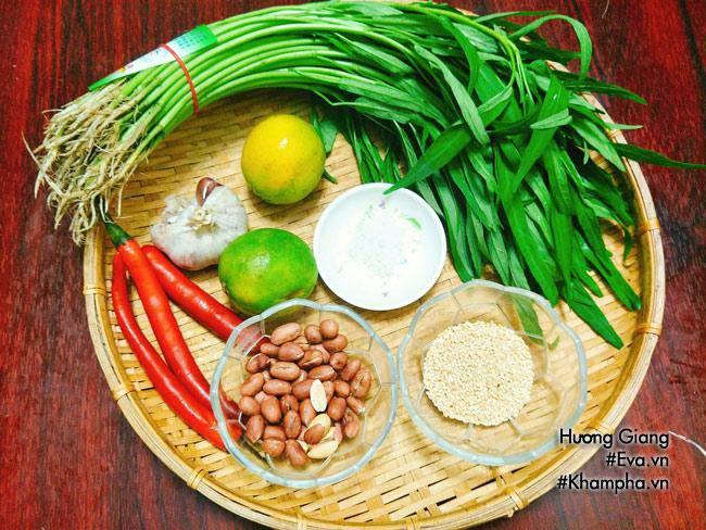 3 cách làm nộm rau muống vừa đơn giản lại giòn ngon, thanh mát cho bữa cơm ngày hè