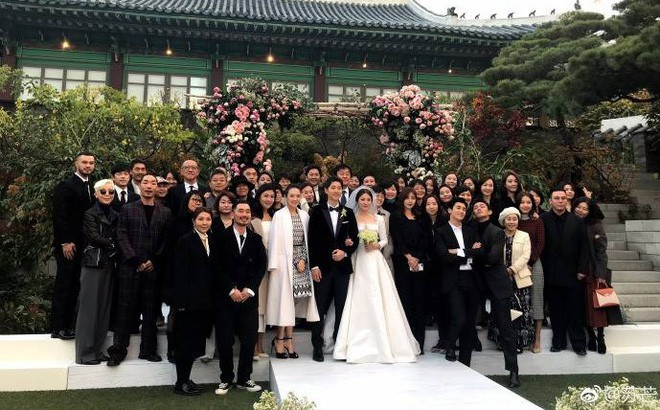 Những đám cưới có dàn khách mời khủng nhất xứ Hàn: Toàn minh tinh, Song Song không đọ được với Jang Dong Gun?