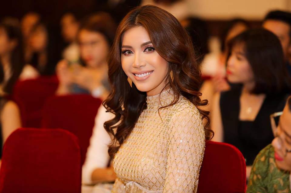 Minh Tú chính thức làm giám khảo Hoa hậu Siêu quốc gia Việt Nam
