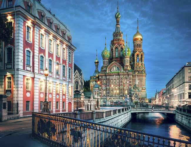 Tới Nga xem World Cup đừng quên ghé những thành phố tuyệt vời này