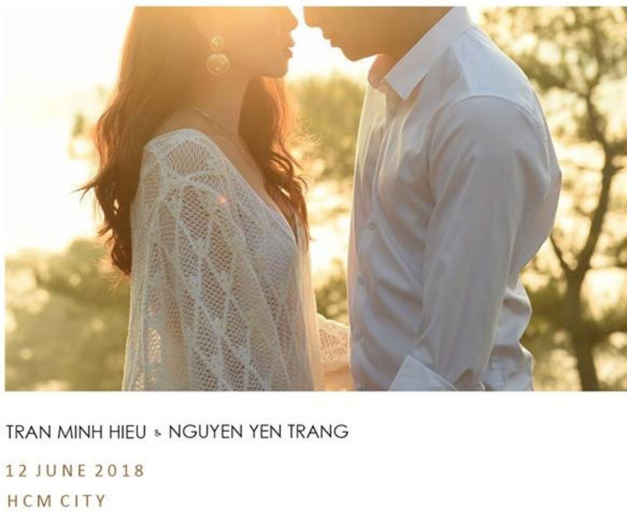 Yến Trang lộ đám cưới bí mật ngày 12.6: Gia thế chú rể gây tò mò
