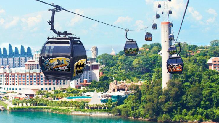 Chơi gì vui tại Sentosa - nơi tổ chức hội nghị thượng đỉnh Mỹ - Triều Tiên?