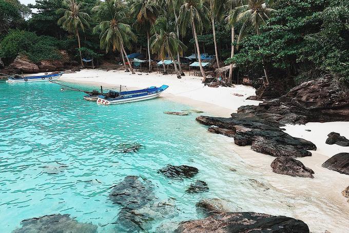 5 hòn đảo đẹp quên lối về để nghỉ hè ở Kiên Giang
