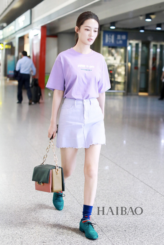 Trang phục mùa hè được loạt sao Hoa ngữ yêu thích