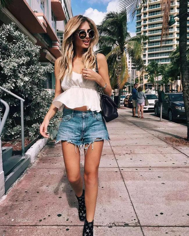 5 cách thổi bay nhàm chán với chiếc quần không thể thiếu trong mùa hè