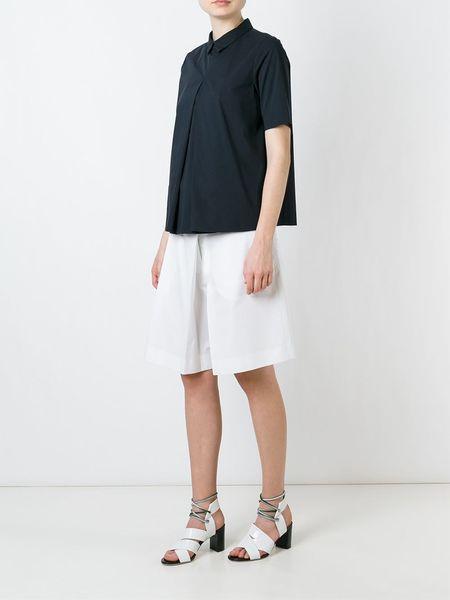 6 nguyên tắc mặc quần short thanh lịch tới công sở