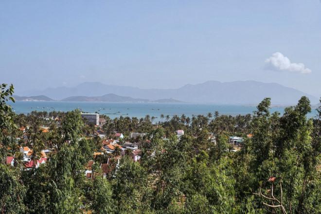 Vịnh Vân Phong – Nàng công chúa ngủ quên bên bờ biển