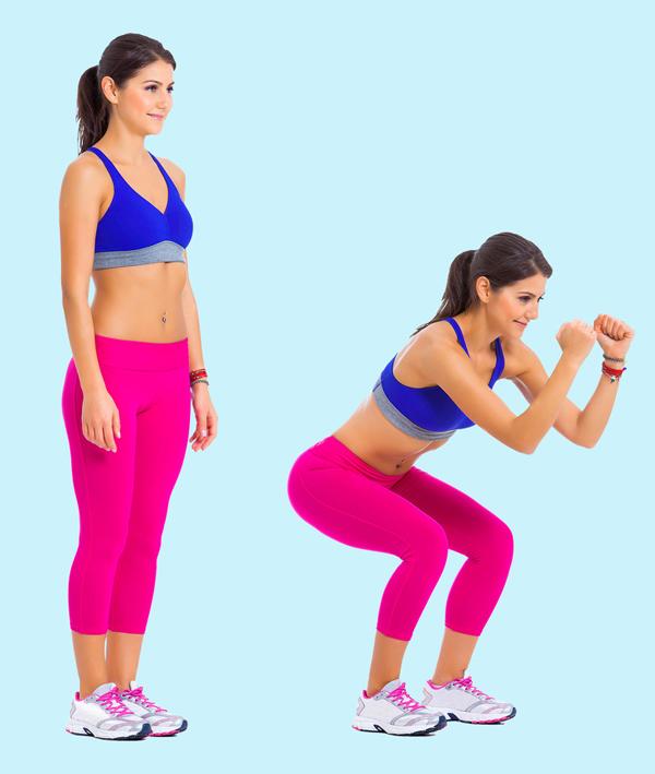 5 động tác tay không giúp thay đổi vóc dáng chỉ sau vài tuần