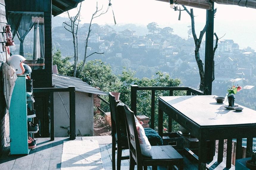 Lịm tim trước 4 homestay xanh mướt, đầy góc sống ảo tại Đà Lạt