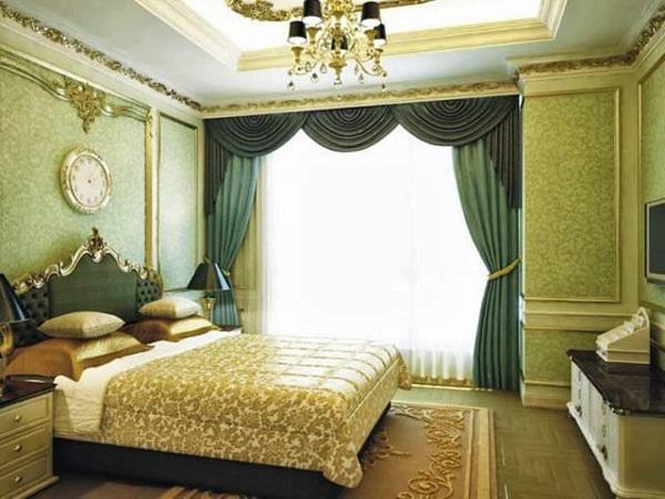 4 đại kỵ khi chọn rèm cửa phòng ngủ để tình cảm vợ chồng luôn bền lâu, viên mãn