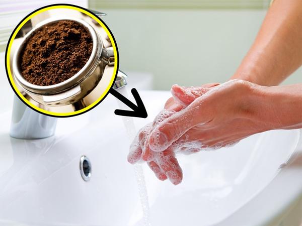 6 mẹo tận dụng bã cà phê để làm đẹp da và tóc
