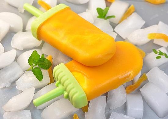 Cách làm kem xoài kiểu Nhật và ốc quế đơn giản nhất