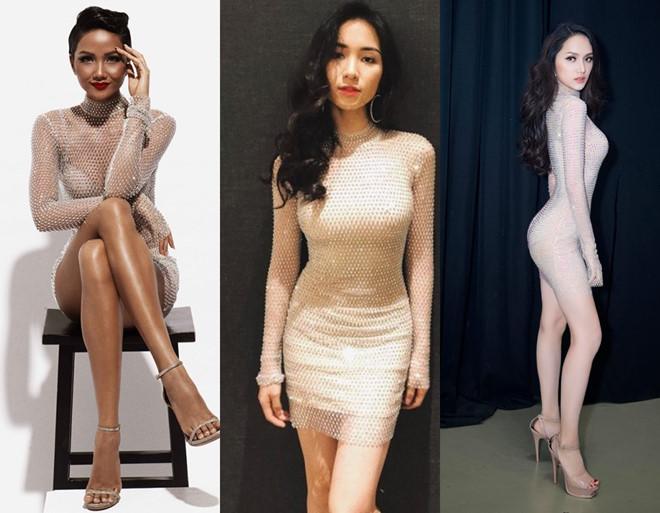 Lý do mỹ nhân Việt liên tục đụng váy?