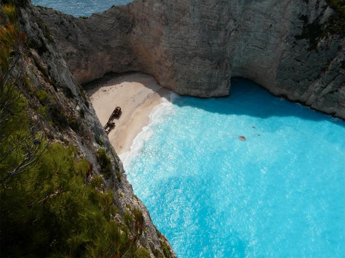 Ngất ngây trước những bãi tắm trong xanh nhất thế giới