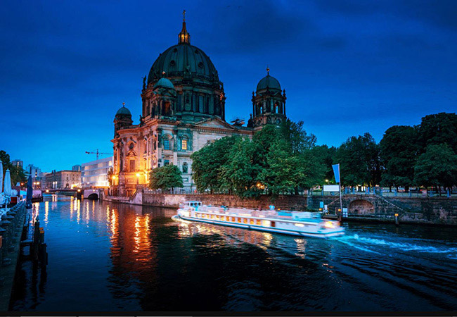 Thả hồn lơ đãng bên những con sông lãng mạn nhất Châu Âu