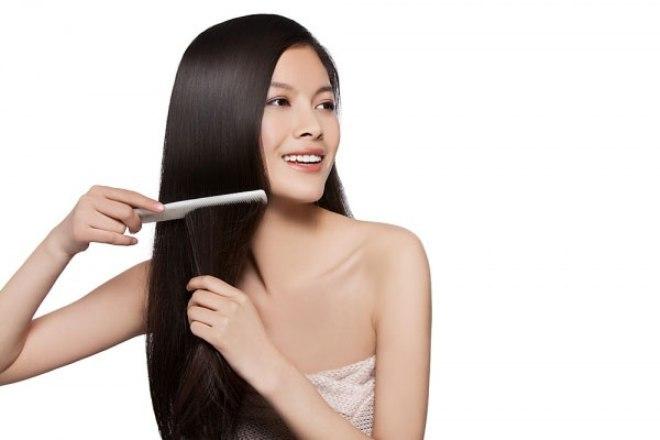 Mẹo giúp tóc chắc khỏe nhanh dài