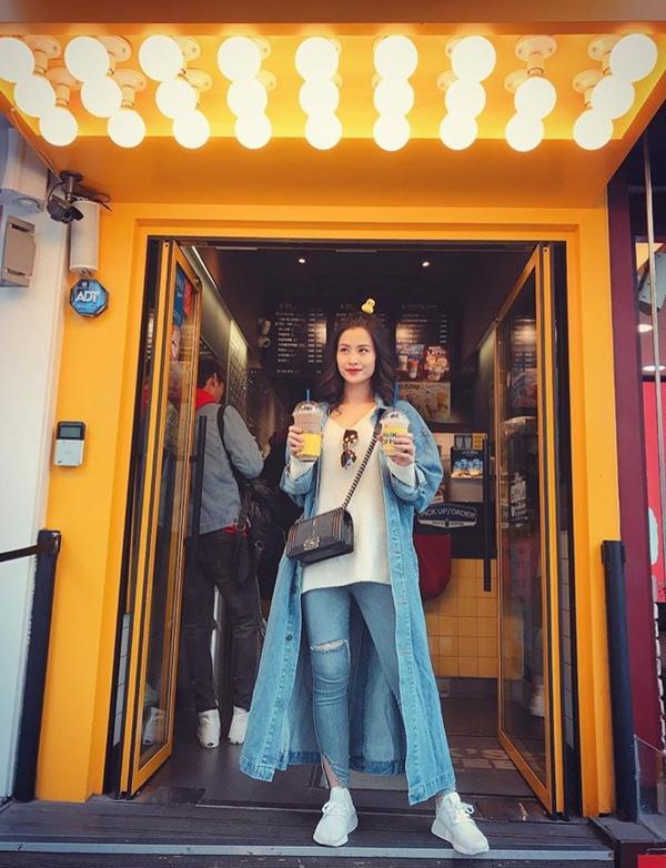 Phạm Hương, Kỳ Duyên mang thời trang denim quay trở lại mùa hè