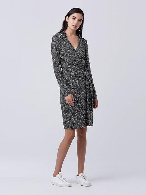 Gợi ý mẫu váy thời trang công sở dành cho người mập