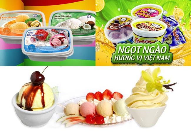 Khám phá 5 thương hiệu kem nổi tiếng và lâu đời nhất Hà Nội