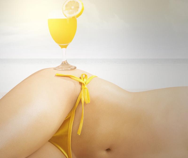 Mịn bụng tức thì nhờ 8 cách trị rạn da cho nàng tự tin vận bikini gợi cảm