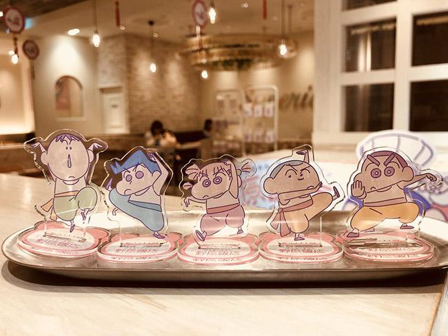 Nhà hàng đặc biệt dành cho các fan truyện Shin cậu bé bút chì