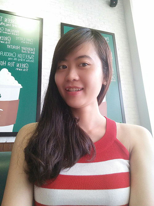 Hết nám sạm chỉ sau 2 tháng: chuyện khó tin nhưng có thật của cô gái xinh đẹp Bình Dương