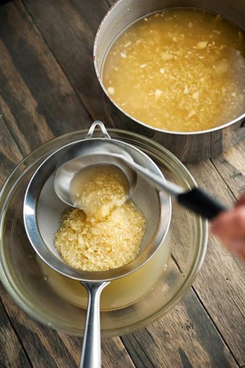 Ép hỗn hợp gừng-chanh với mật ong uống mỗi ngày, mỡ bụng giảm cấp tốc!