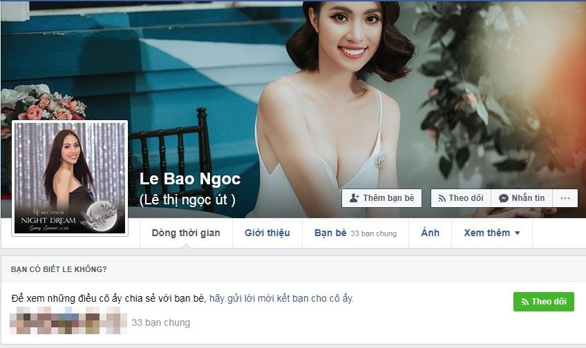 Nghi vấn ứng cử viên sáng giá Lê Thị Ngọc Út bỏ thi Hoa hậu Hoàn vũ Việt Nam 2017