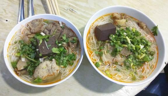 List quán bún bò ngon ở Đà Nẵng