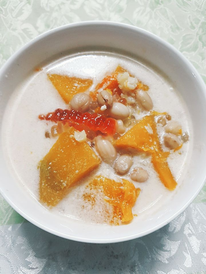 Canh kiểm - món ăn đủ vị mặn ngọt béo của người Nam Bộ